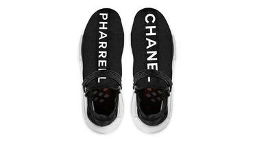 新聞分享 / 全球限量 500 雙 Chanel X Pharrell X adidas Originals HU NMD 發售消息公開