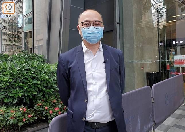 中原高級營業董事林偉文