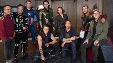 《復仇者4》上映一周年 導演公開美隊、鋼鐵人的最後一天