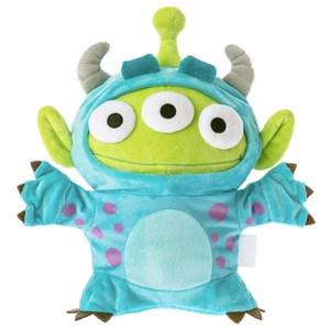和樂自有品牌產品 HOLA 和樂 獨家販售絨毛玩偶,Disney官方授權 皮克斯 Pixar & Disney 迪士尼 玩具總動員 (Toy Story) - 三眼怪 (Aliens) 角色玩偶變裝系