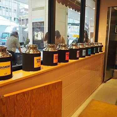 実際訪問したユーザーが直接撮影して投稿した新宿カフェALFRED TEAROOM(アルフレッドティールーム)ルミネエスト 新宿店の写真
