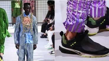 不讓 sacai 的解構拼接設計專美於前!巴黎時裝周上 CDG 與 NIKE 的聯名新作也話題十足
