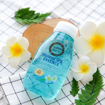 泡泡豐富的質地,在家也能享受泡泡浴SPA。