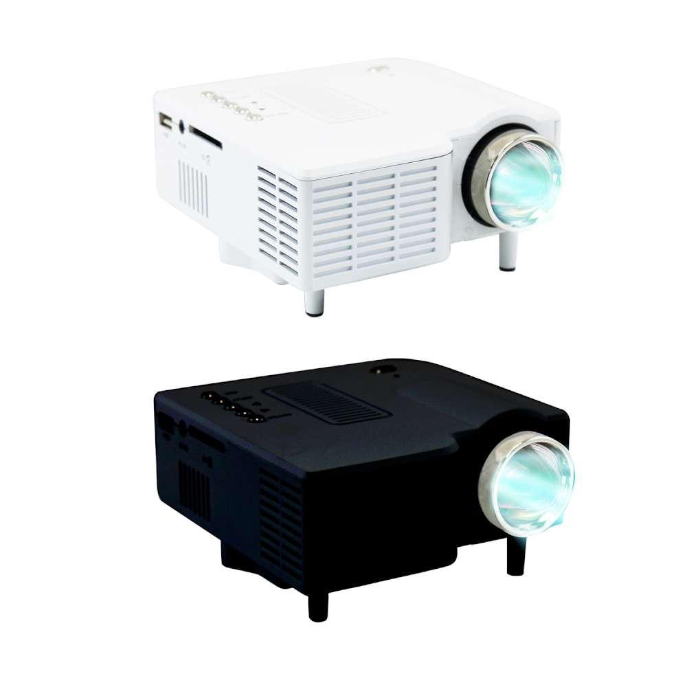 IS愛思 LED 遙控 微型投影機 P-028 支援 hdmi sd usb 便攜式投影機 投影機 蝦皮24h 現貨