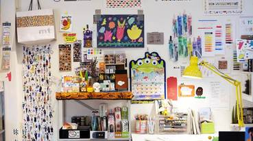 點店文具工作室| 挑選專屬自己的文具,做自己的主人!