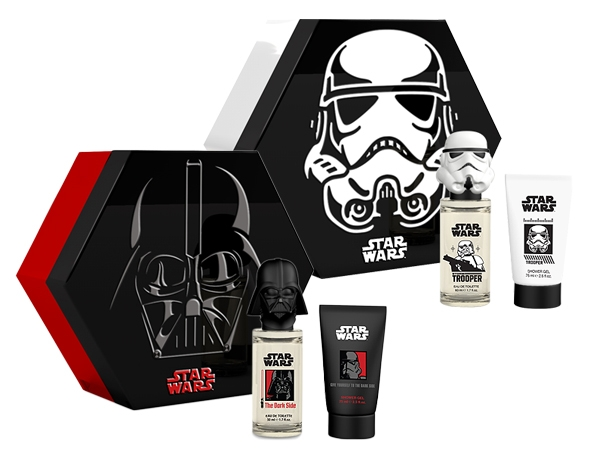 Star Wars 星際大戰~帝國風暴兵/黑武士3D公仔淡香水禮盒(淡香水50ml+沐浴膠75ml) 款式可選【D024364】,還有更多的日韓美妝、海外保養品、零食都在小三美日,現在購買立即出貨給您