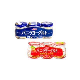 バニラヨーグルト/バニラヨーグルト(福岡あまおう苺)