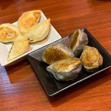 実際訪問したユーザーが直接撮影して投稿した新小川町餃子PAIRONの写真