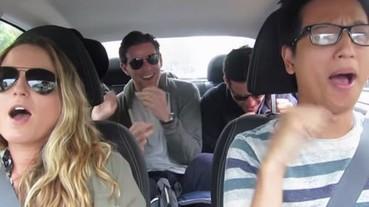 Uber 爆紅司機車上播嗨歌 讓乘客陷入派對狀態!