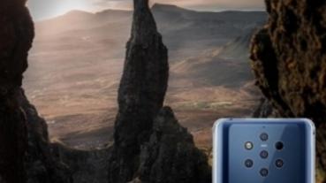 一張 IG 照片展現 Nokia 9 PureView 可能十分驚人的相機拍照實力