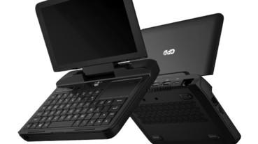 小筆電榨出極限!6 吋螢幕 GPD MicroPC 內建全尺寸 HDMI、RJ45、RS-232、USB 3.1 Gen1 連接埠