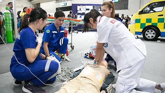 นวัตกรรมใหม่เพื่อการแพทย์ฉุกเฉินไทย