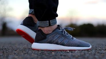 新聞速報 / adidas Pure Boost Winter 'Grey and Anthracite'