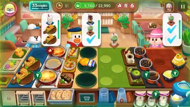 玩家要挑戰炸雞扒、沖珍珠奶茶和做臭豆腐。(網上圖片)