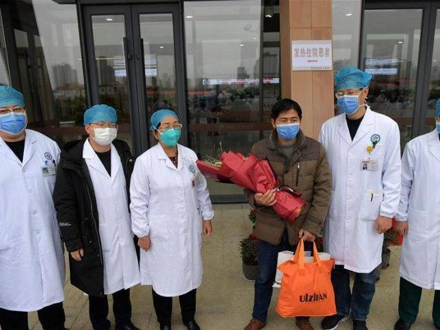 Cerita Pasien Virus Korona di Tiongkok yang Dinyatakan Sembuh