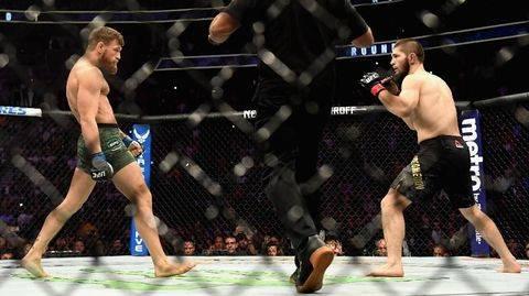 Khabib vs McGregor Menunggu Bulan Ramadan