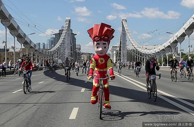 莫斯科自行車節