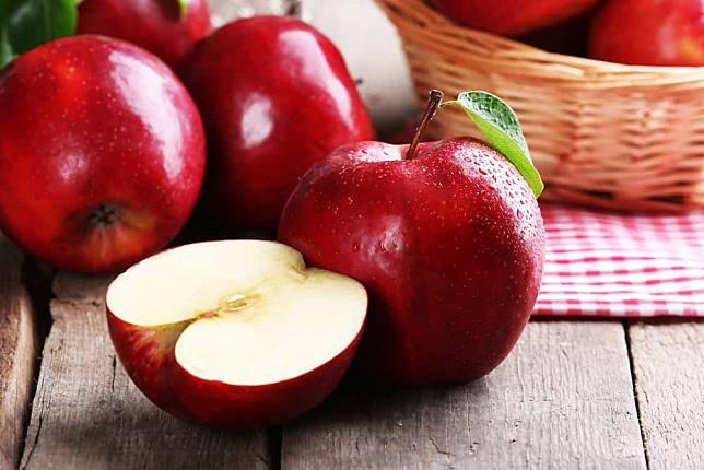 蘋果含膠質與熊果酸~改善腹瀉便祕與防癌