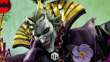Prime 1 Studio 推出《Batman Ninja》小丑 1:4 比例珍藏人偶