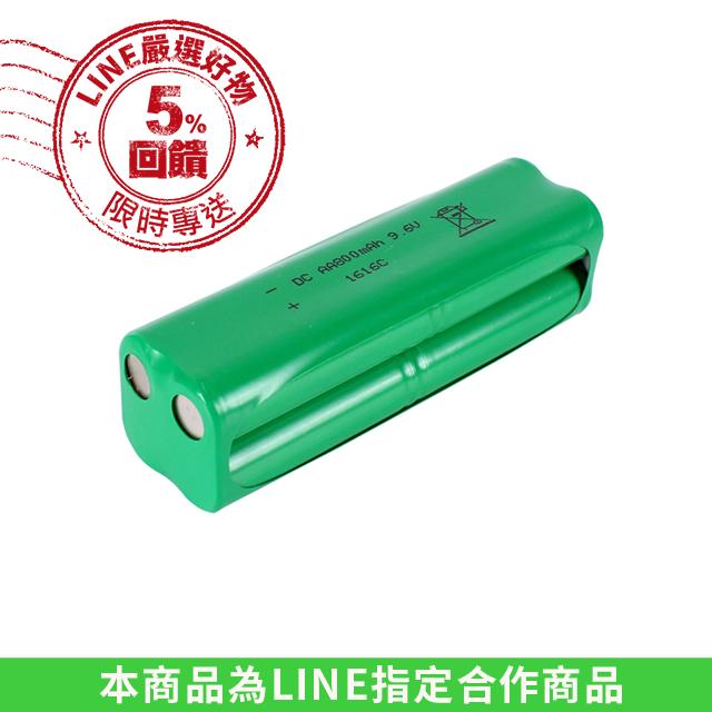 採慢充設計,電池使用壽命長