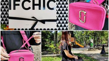 國際精品購物網站【IFCHIC】Marc Jacobs相機包 #歐美品牌 #免運費 #零關稅