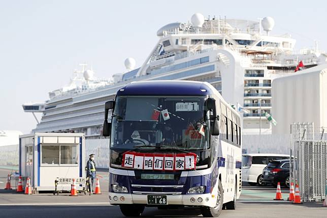 12-hour ordeal, but glad to be home: Hongkongers on second airlift recall evacuation from Diamond Princess cruise ship in Japan