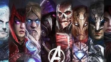 《復仇者聯盟》暗黑版 每個英雄似乎又變更強了!?
