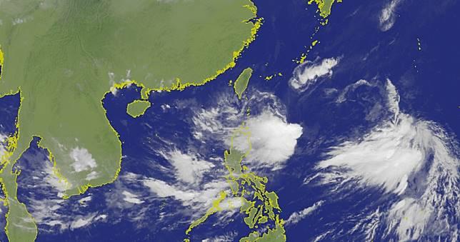 周四起連雨5天 「塔巴」颱風最快這天生成