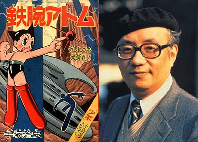 《ASTRO BOY》由著名日本漫畫家手塚治虫於1952年創作,至今已經有近70年歷史,於2013年4月7日出世的小飛俠阿童木亦快將踏入17歲生日。(互聯網)