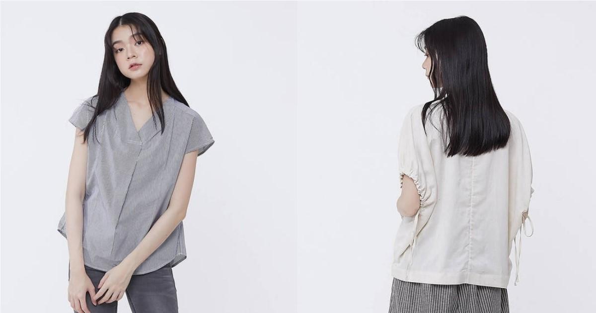 簡單一件就能為衣著打造風格感!短袖上衣挑選 4 範本先行查閱