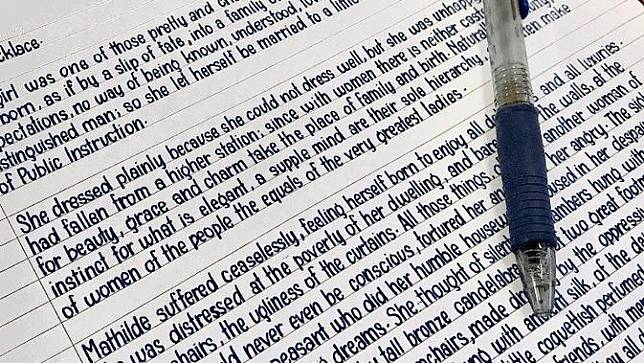 Cerita Wanita yang Viral karena Tulisan Tangannya Mirip Ketikan