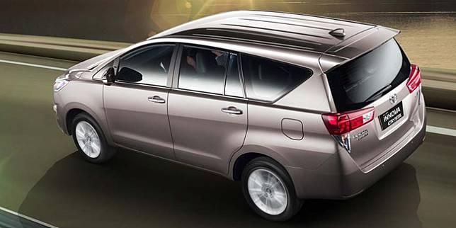 Inilah 5 Fitur Top Toyota Innova Crysta 2019, Apa Saja?