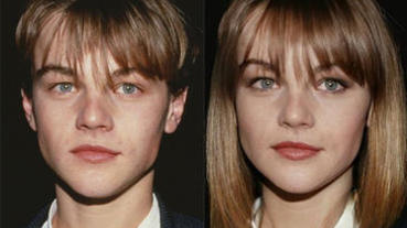 如果好萊塢男星都變成女生?李奧納多、克里斯伊凡都正翻了!