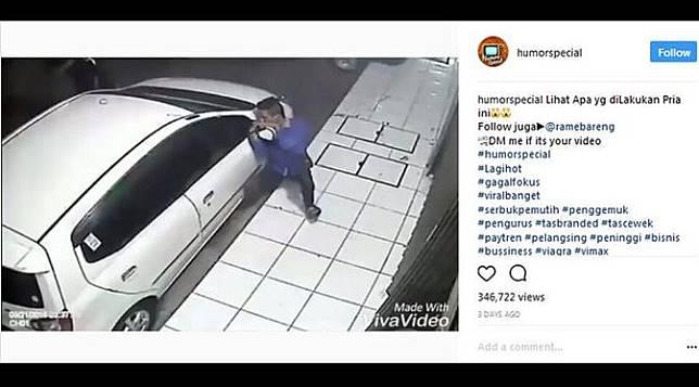 Spion Mobil Murah Ternyata Lebih Kuat dari Alphard