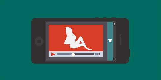 Ilustrasi Video Porno. ©2015 Merdeka.com