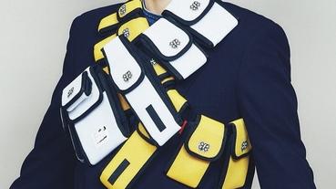 六袋腰包 UNDERCOVER x FULL-BK 兩點認識合作企劃