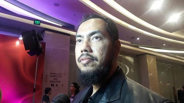 Sunan Kalijaga saat ditemui di Ciputra Artpreneur, Lotte Shopping Avenue, Jakarta Selatan, Rabu (20/3/2019). [Sumarni/Suara.com]