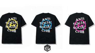 Anti Social Social Club X fragment design 聯名系列曝光!