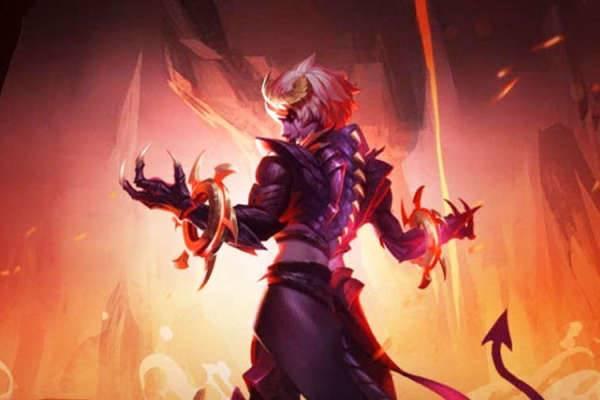 Mobile Legends 5 Fakta Dyrroth Sang Pangeran Yang Hilang