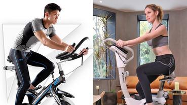 體脂肪都給我燒起來!待在家就能做的飛輪運動,健身、減肥、減脂靠一台飛輪車就輕鬆搞定