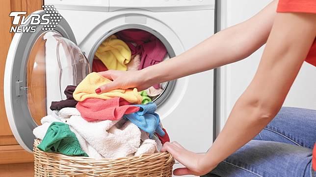 半夜11點用洗衣機很沒品嗎?示意圖/TVBS