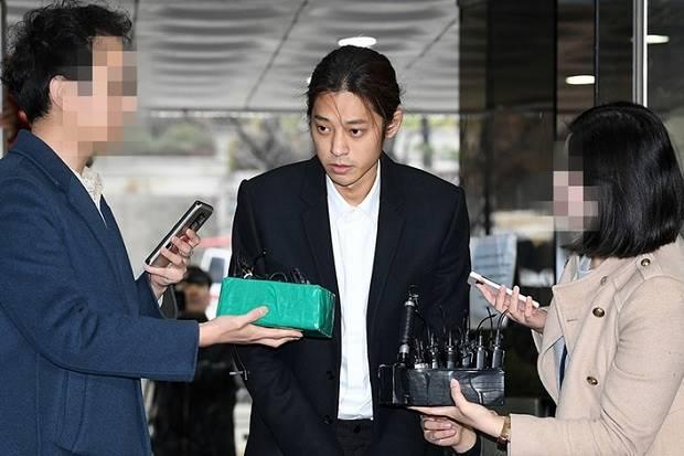 Jung Joon Young Akui Semua Tuduhan Skandal Seks