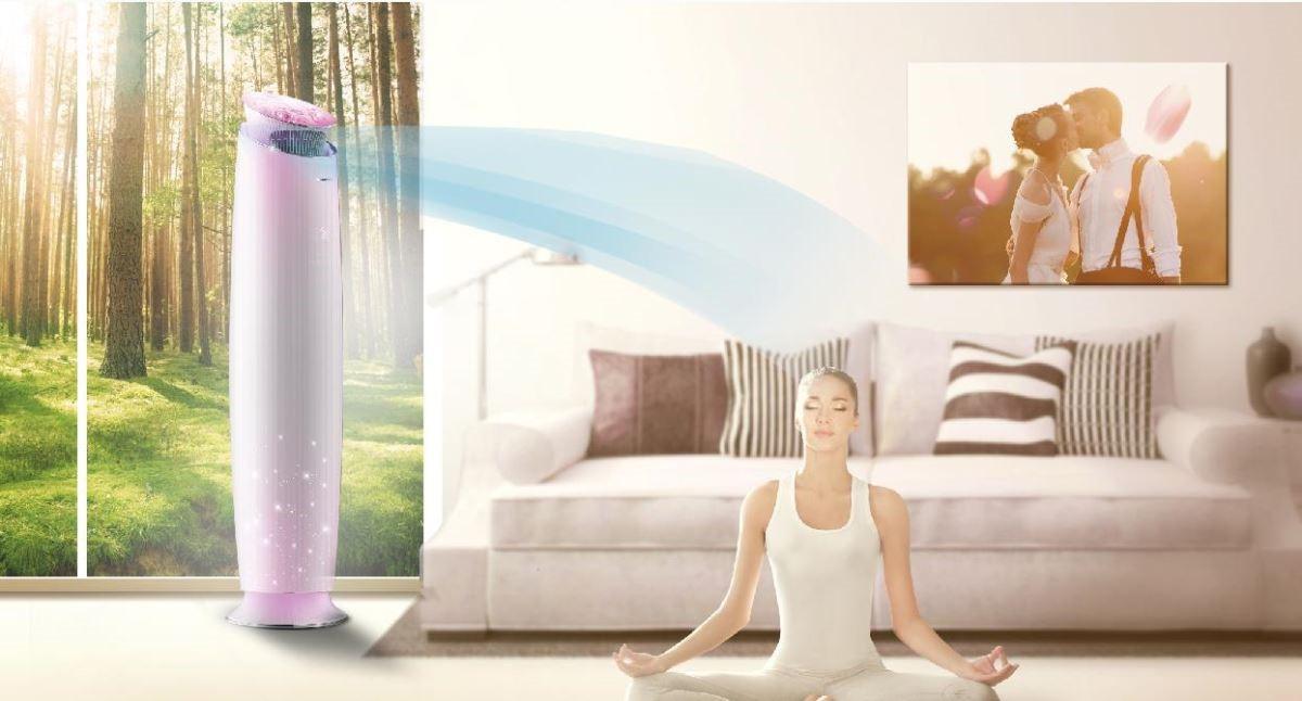 冷暖氣機讓居家生活更舒適,寒流來也不怕!