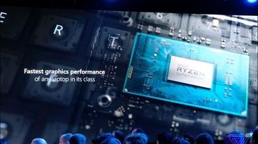 Surface Laptop 4 可能用得到 Ryzen 7 4800U?看起來有機會