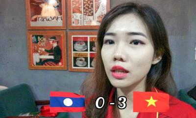 Video: CĐV dự đoán Công Phượng, Quang Hải giúp tuyển Việt Nam hạ gục đối thủ Lào