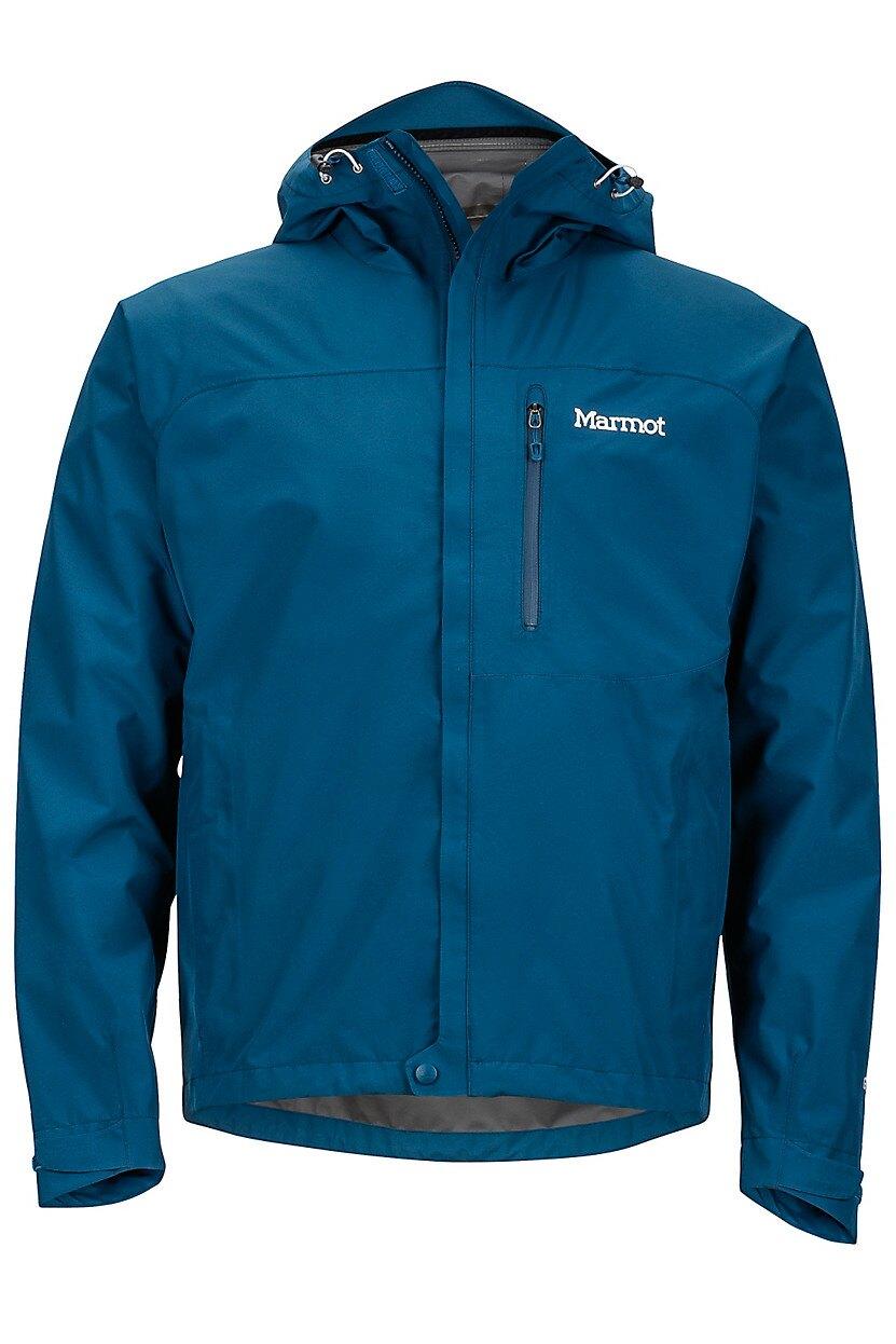 【【蘋果戶外】】marmot 30380-0200 暗藍 美國 男 Minimalist Paclite GORE-TEX GTX 土撥鼠 防水外套 GTX 防風外套 風衣雨衣 風雨衣