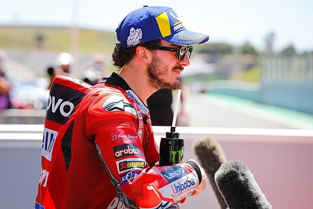 Francesco Bagnaia Ingin Lanjutkan Tren Positif di MotoGP Spanyol 2021
