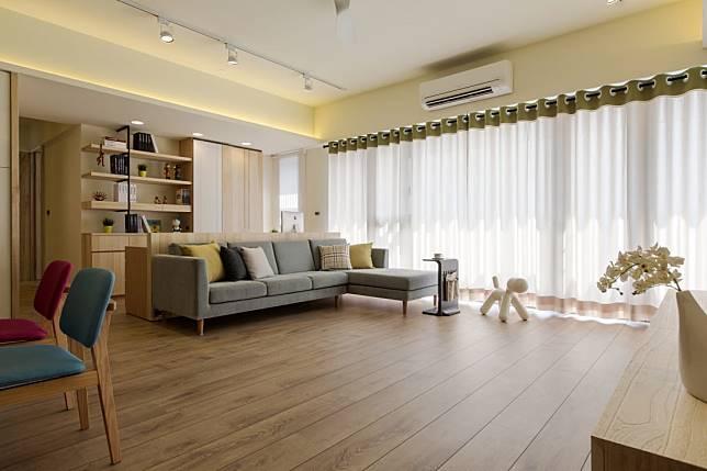 5. 木地板