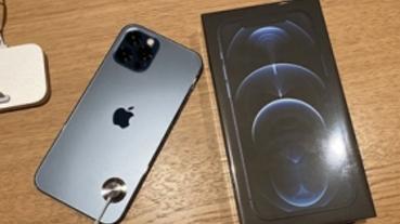 熱騰騰的 iPhone 12 Pro 到手光速開箱分享