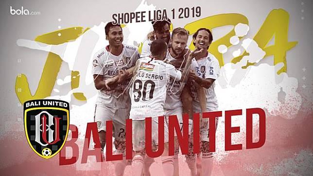 Bali United, Shopee Liga 1 2019